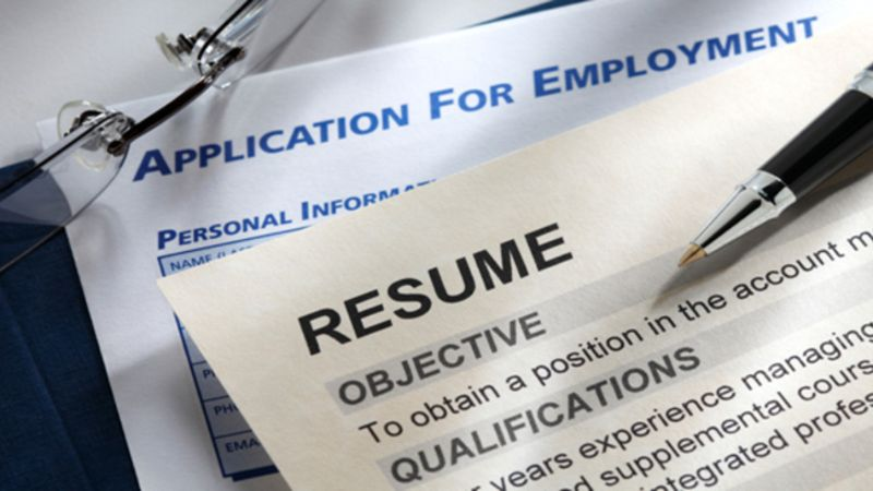 resume writing hr strategies plus